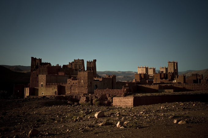 The Sheltering Sky – a road trip through Morocco