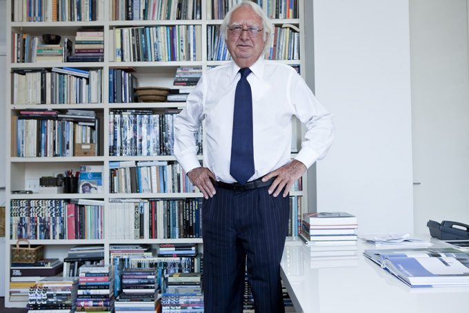 Richard Meier, architect