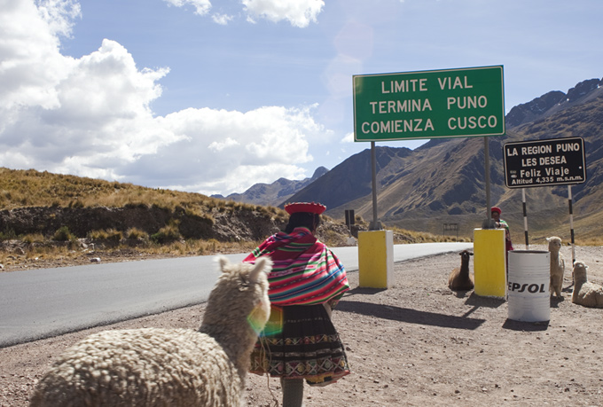 The Peru Traveler by Lucie Kim