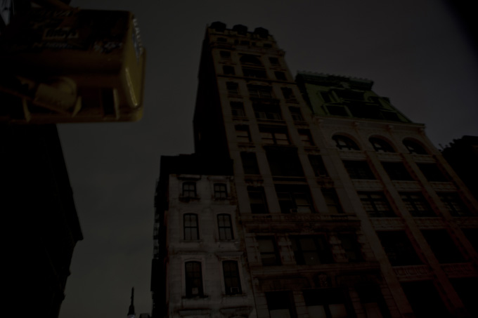 powerless, the city never sleeps until Sandy comes along…!