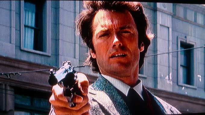 Dirty Harry by Don Siegel (1971)