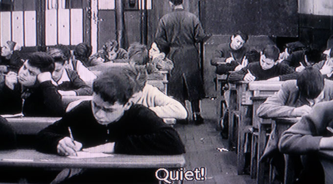 The 400 Blows by François Truffaut (1959)